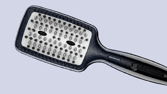 Hot Iron Brush